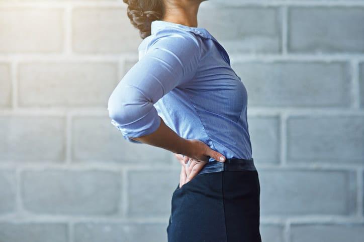 lombalgie; marche nordique; douleur au dos; sport santé; activité physique